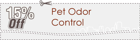 Cleaning Coupons | 15% off pet odor control | Carpet Cleaning Connecticut