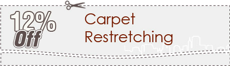 Cleaning Coupons | 12% off carpet restretching | Carpet Cleaning Connecticut