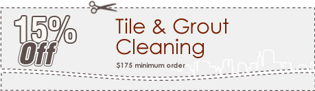 Cleaning Coupons | 15% off tile & grout cleaning | Carpet Cleaning Connecticut
